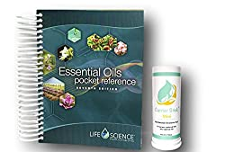 Essential Oils Pocket Reference Book