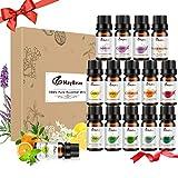 MayBeau Ätherische Öle Set 15 x 5 ml ätherisches Öl 100% Pur & Naturreines Aromatheraphie...