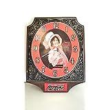 コカ・コーラ非売品 希少 ビンテージ レア ノベルティ 掘り出し 掛け時計 東京2021ワールドワイドオリンピックパートナー