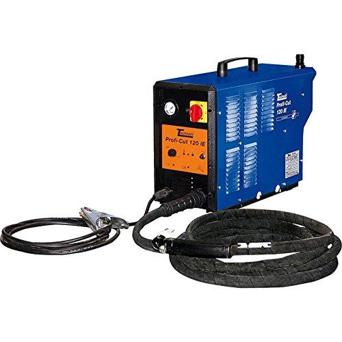 TECHNOLIT Profi Cut 120 IE Plasmaanlage Plasmaschneider Plasmabrenner Garnitur