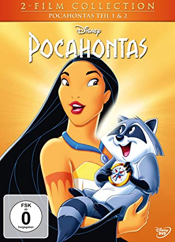 Pocahontas 2-Film Collection (Disney Classics, 2 Discs)