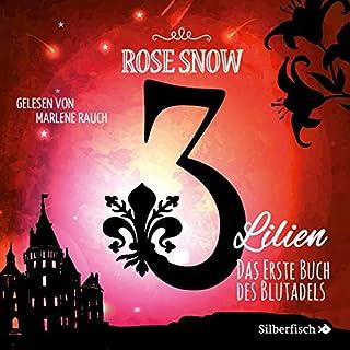 3 Lilien - Das Buch des Blutadels 1 Titelbild