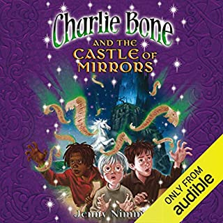 Charlie Bone and the Castle of Mirrors     Children of the Red King, Book 5              Written by:                                                                                                                                 Jenny Nimmo                               Narrated by:                                                                                                                                 Bill Wallis                      Length: 8 hrs and 1 min     Not rated yet     Overall 0.0