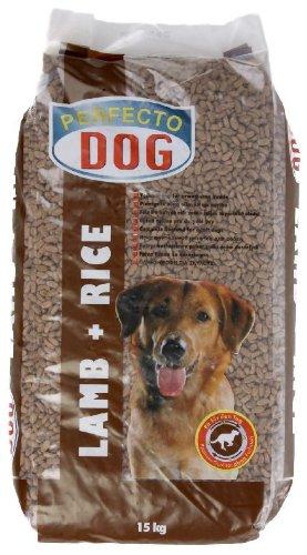 Hundetrockenfutter 2x15kg Sack Lamm und Reis