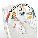 Singring Spielbogen Spielzeug für den Kinderwagen Bett oder Buggy mit...