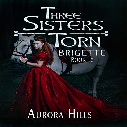 Three Sisters Torn audiobook cover art