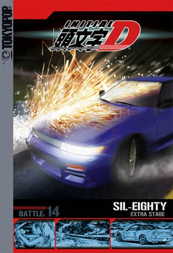Initial D Battle 14: Extra Stage [Import USA Zone 1]