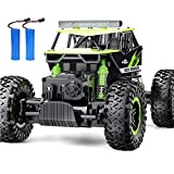 RC Car, NQD Remote Control Monster Truck, 2.4Ghz 4WD Off Road Rock Crawler Vehicle, 1:16 All Terrain...