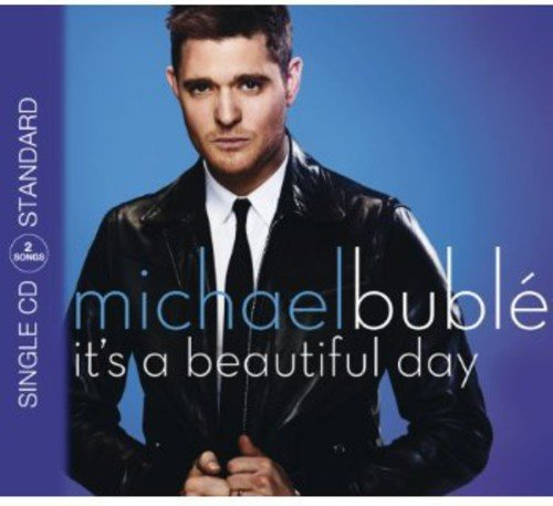 Buble,Michael: It's a Beautiful Day (2track) (Audio CD)