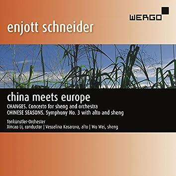 Enjott Schneider: China Meets Europe
