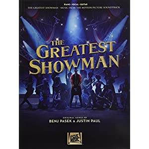 The Greatest Showman -For Piano, Voice & Guitar- (Book): Buch für Klavier, Gesang, Gitarre