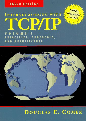 Internetworking With Tcp/Ip: Principles, Protocols, and Architectureの詳細を見る