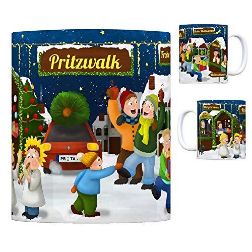 trendaffe - Pritzwalk Weihnachtsmarkt Kaffeebecher