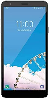 "LG Prime 2 (16GB) 5.45"" FullVision HD+ Display, 3,000 mAh All Day Battery, 4G LTE GSM AT&T Unlocked for All GSM Carriers - LM-X320AA (16 GB)"