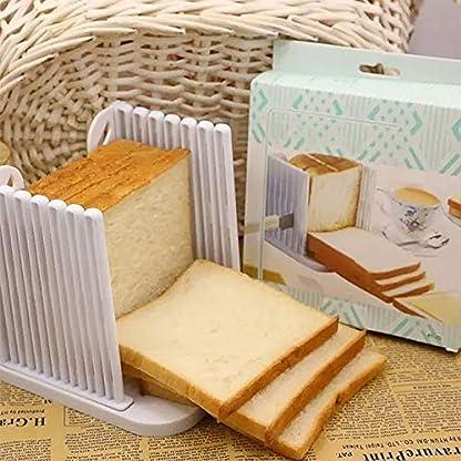 Bread-Slicer-Toast-Schneidanleitung-Slicer-Bagel-Loaf-Slicer-Sandwich-Maker