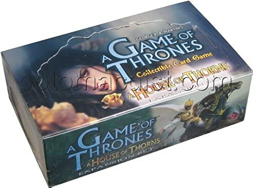 House of Thorns Booster Display  AGOT