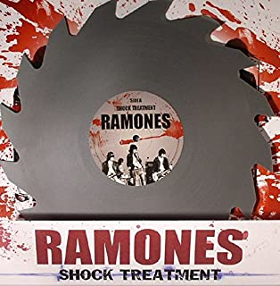 ramones shock treatment vinyl