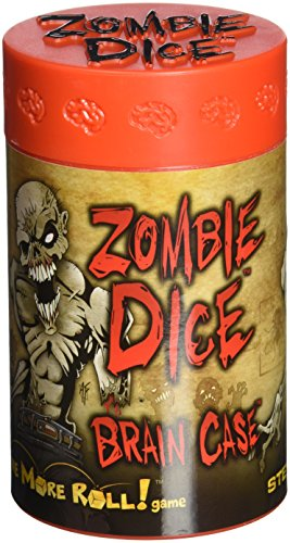 Steve Jackson Games 5914 - Zombie Dice Brain Case bordspel