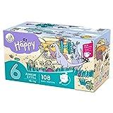 bella baby Happy Windeln Größe.6 Junior Extra, 1er Pack (1 x 108 Stück) - 2