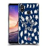 Head Case Designs sous Licence Officielle NFL Empreinte d'animal léopard Dallas Cowboys Art Coque...