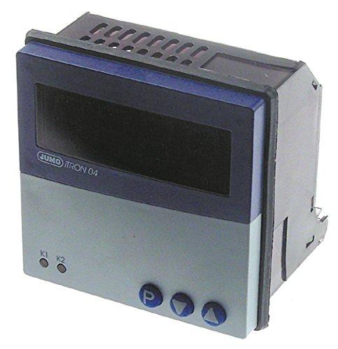 Elektronische regelaar JUMO type iTRON 04 Electrolux, Alpeninox