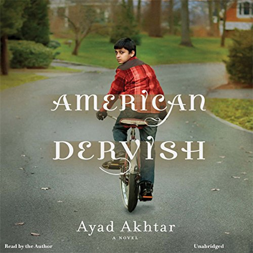 American Dervish audiobook cover art