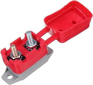 Homyl 2PCS Circuit Breaker 15AMP//10AMP Push Button Resettable Thermal Panel Mount AC 125//250V