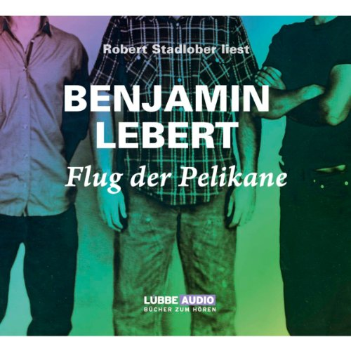Flug der Pelikane audiobook cover art