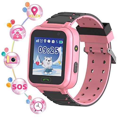 YENISEY Reloj GPS para niños