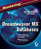 Mastering Dreamweaver MX Databases