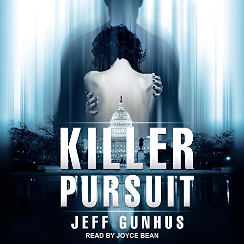 Killer Pursuit audiobook cover art