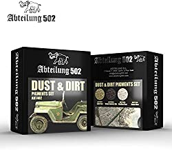Abteilung 502 Dust and Dirt Pigment Set
