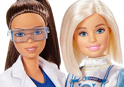 Barbie Carrière Astronaute Scientifique Spatiale Espace - 2