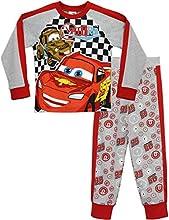 Disney Pijama para Niños Cars Multicolor 3-4 Años