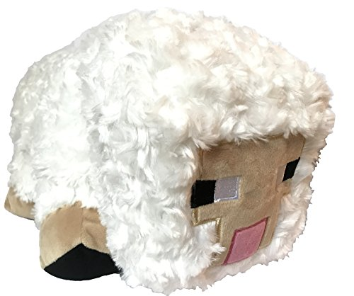 Minecraft Sheep Body Pillow