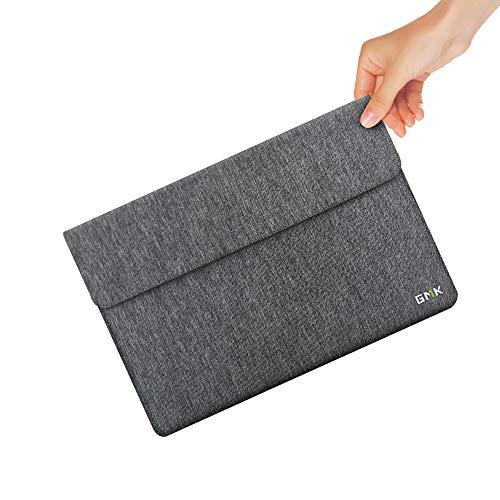 GMK携帯型ディスプレイ筐体、KD 1、14インチ携帯用メッシュ袋、灰色