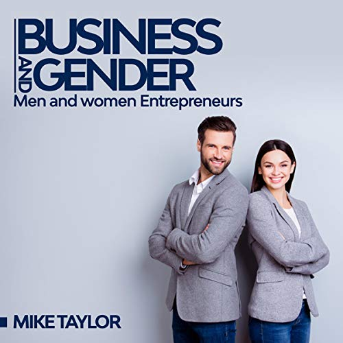 『Business and Gender』のカバーアート