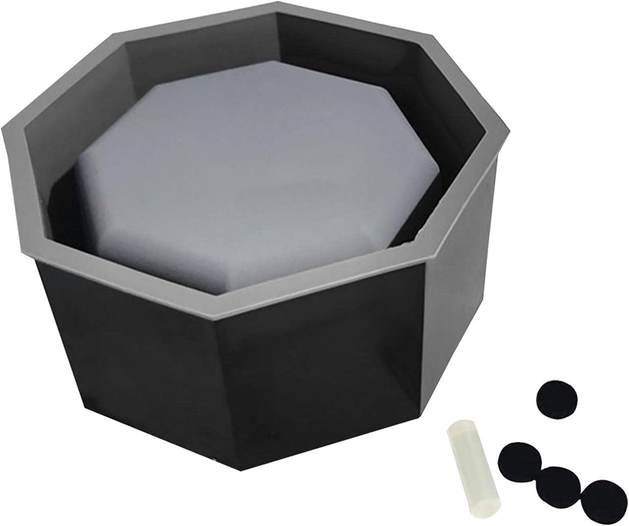 Luxury goods Faddare Super special price DIY Cement Pot Molds P Plant Succulent Silicone Plastic