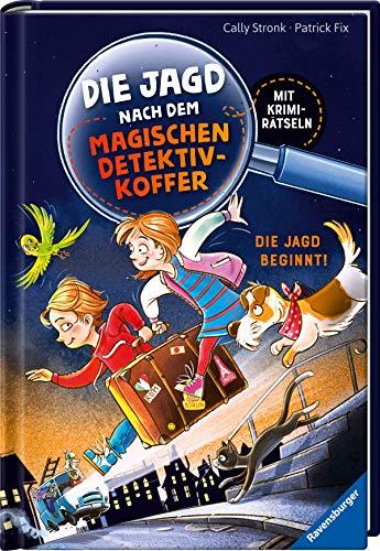 Die Jagd nach dem magischen Detektivkoffer, Band 1: Die Jagd beginnt!