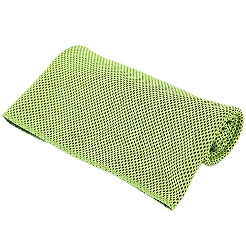 Dunmo Toalla multiusos de secado rápido para deportes al aire libre, toalla de enfriamiento adecuada para acampar senderismo bolos