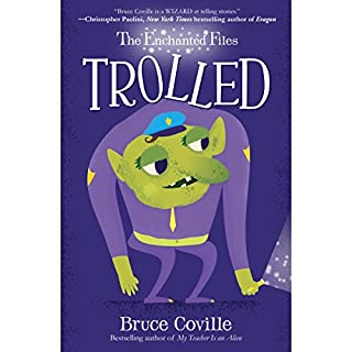 The Enchanted Files: Trolled cover art