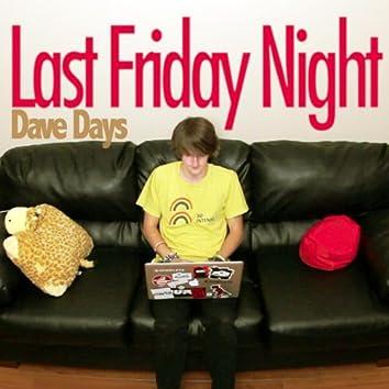 Last Friday Night - Single