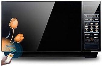 PLEASUR Microondas eléctricas Aplicación Inteligente Control Remoto Pantalla táctil Horno de Onda de luz Inteligente Horno de microondas doméstico 23L 220V50hz, B