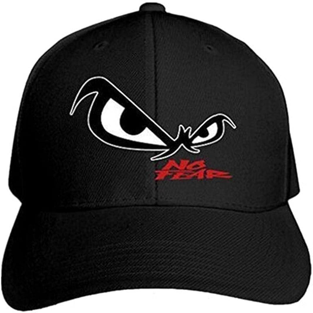 Unisex No Fear Owl's Eyes Sandwich Baseball Cap Black Unisexe Men Women Cap Baseball Cap