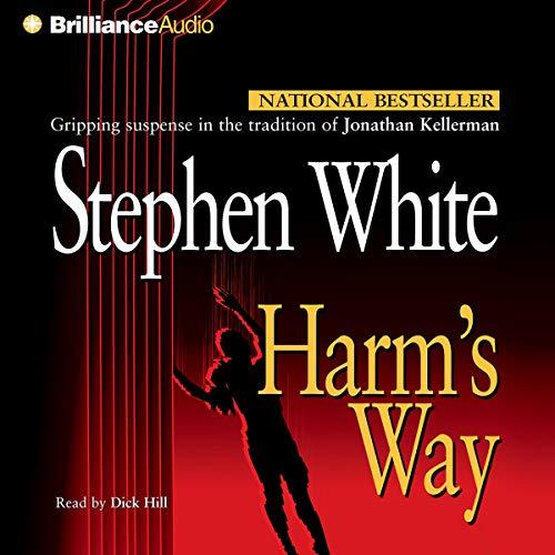 Harm's Way audiobook cover art