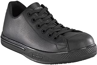 Converse Women's PGS Lo - Tops, Black, 8.5