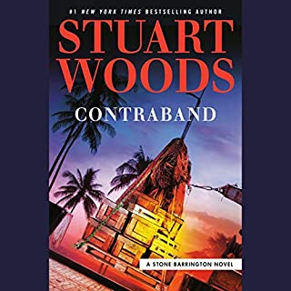Contraband                   Written by:                                                                                                                                 Stuart Woods                               Narrated by:                                                                                                                                 Tony Roberts                      Length: 8 hrs     Not rated yet     Overall 0.0