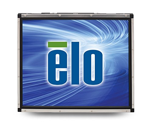 Elo 1739L Open-Frame Touchscreen LCD Monitor - 17-Inch - 5-wire Resistive - 1280 x 1024 - 5:4 - Steel, Black