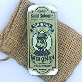 Solid Cologne for Men - Best Smelling Wing Man fragrance by Sir hare