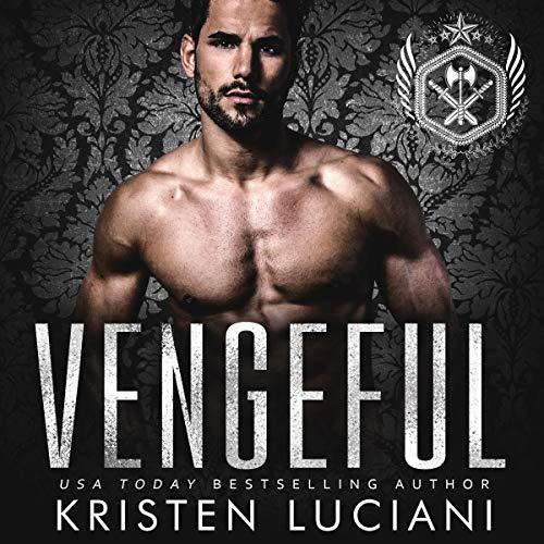 Vengeful Audiobook By Kristen Luciani cover art
